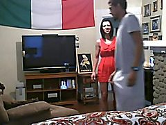 white cougar cheats with a bbc on covert cam