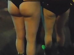 BootyCruise: Rave Night Cam 23 - Platform Shoes & Bare Asses