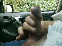 Public dick van flash with jizz 54 - She looks